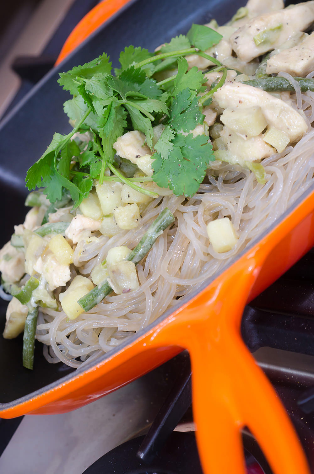 Johns' Green Chicken Thai Curry / Karen E Photography (p)