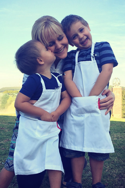 JC Kids Chef Aprons
