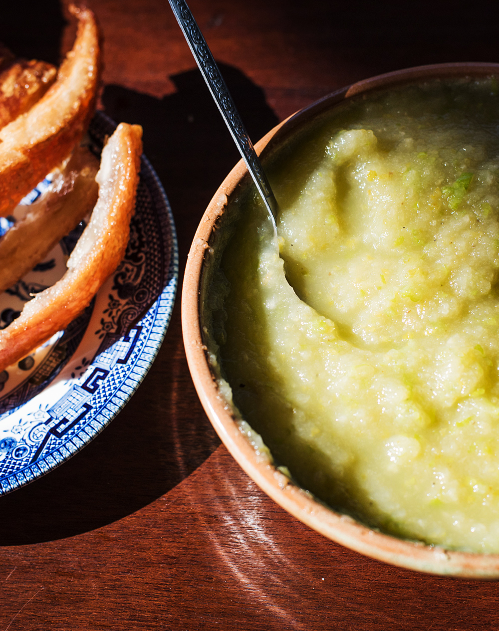 Granny Smith Apple Puree - Kate Martens (p)