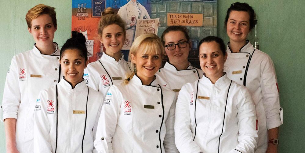 Eatout Women's Day Celebration Trailblazers - Jackie Cameron School of Food & Wine