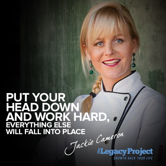 The Legacy Project - Jackie Cameron 5
