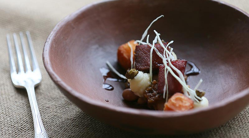 Samp & Beans with Beef Tongue / SA Country Life (p)