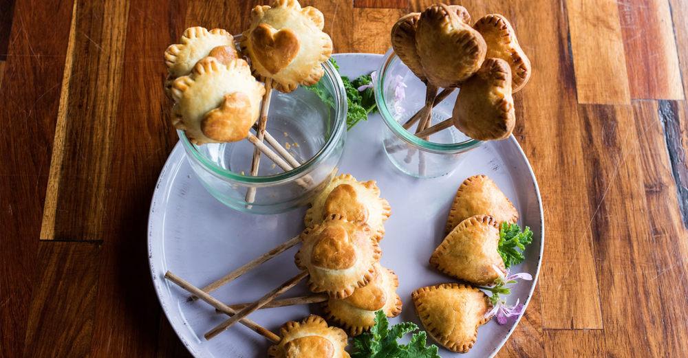 Savoury Mince Pies /Kate Martens (p)