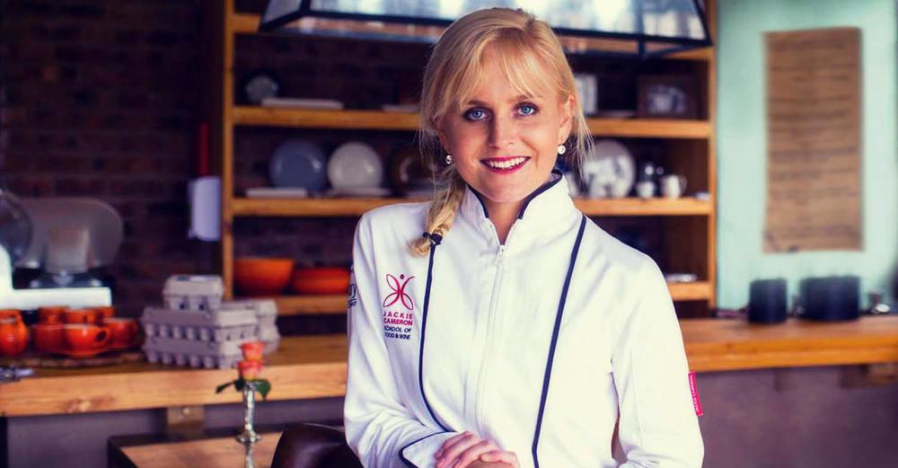 Chef Jackie Cameron / Roy Esterhuysen (p)