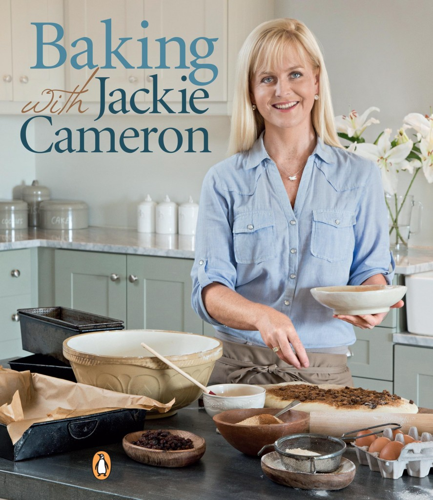 Baking With Jackie Cameron Recipe Book