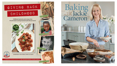 Giving Back Childhood / Baking With Jackie Cameron