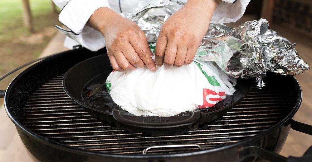 Weber Steamed Bread/Ujeqe