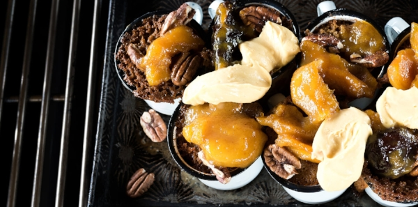 Weber Malva Pudding