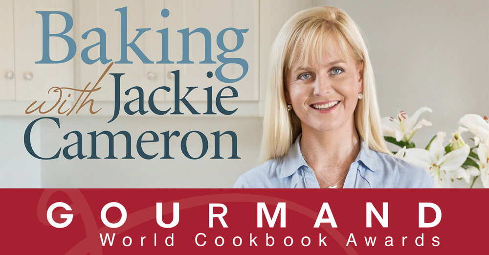 Award Winning Baking with Jackie Cameron