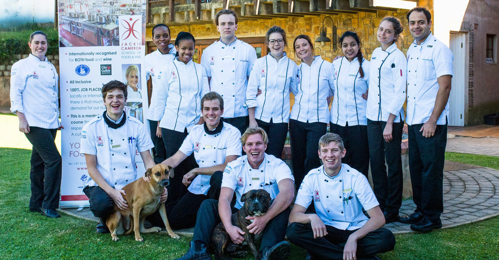 2018 Woolworths TASTE & Eat Out Culinary Bursary