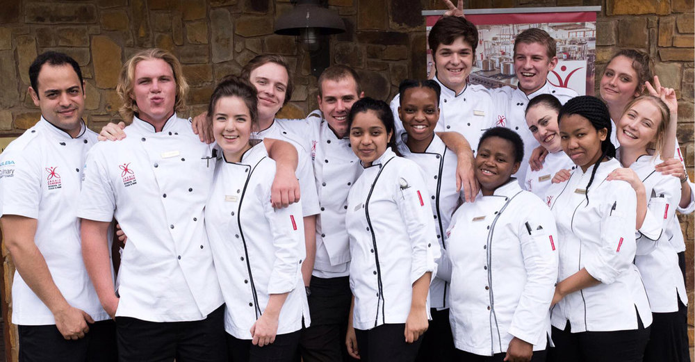 Jackie Cameron School of Food & Wine - Class of 2017/18