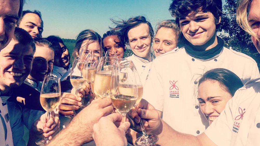 Wusthof Jackie Cameron School of Food & Wine