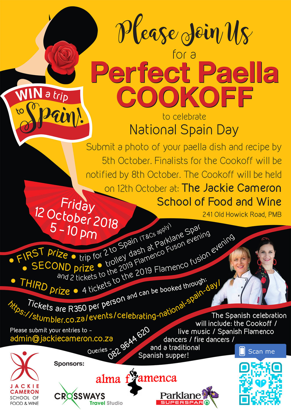 Perfect Paella Competition