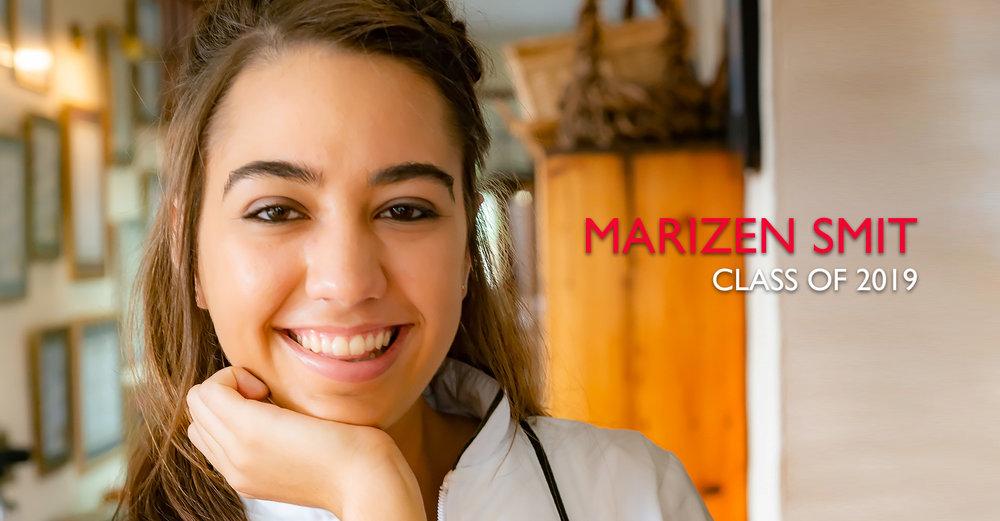 Marizen Smit - Jackie Cameron School of Food & Wine