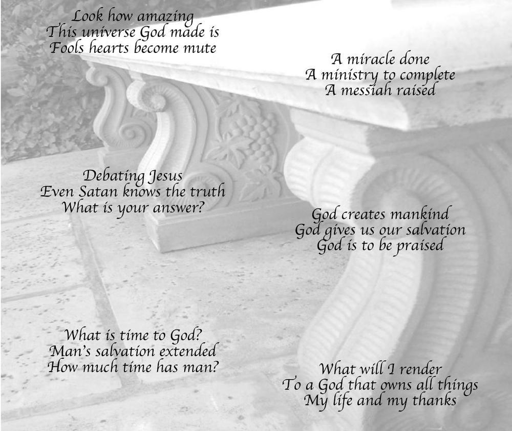 Haiku of Praise