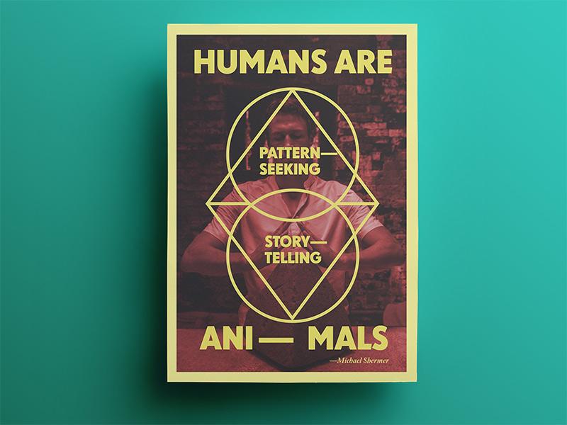 Karolis Masilionis 21 posters story telling animals