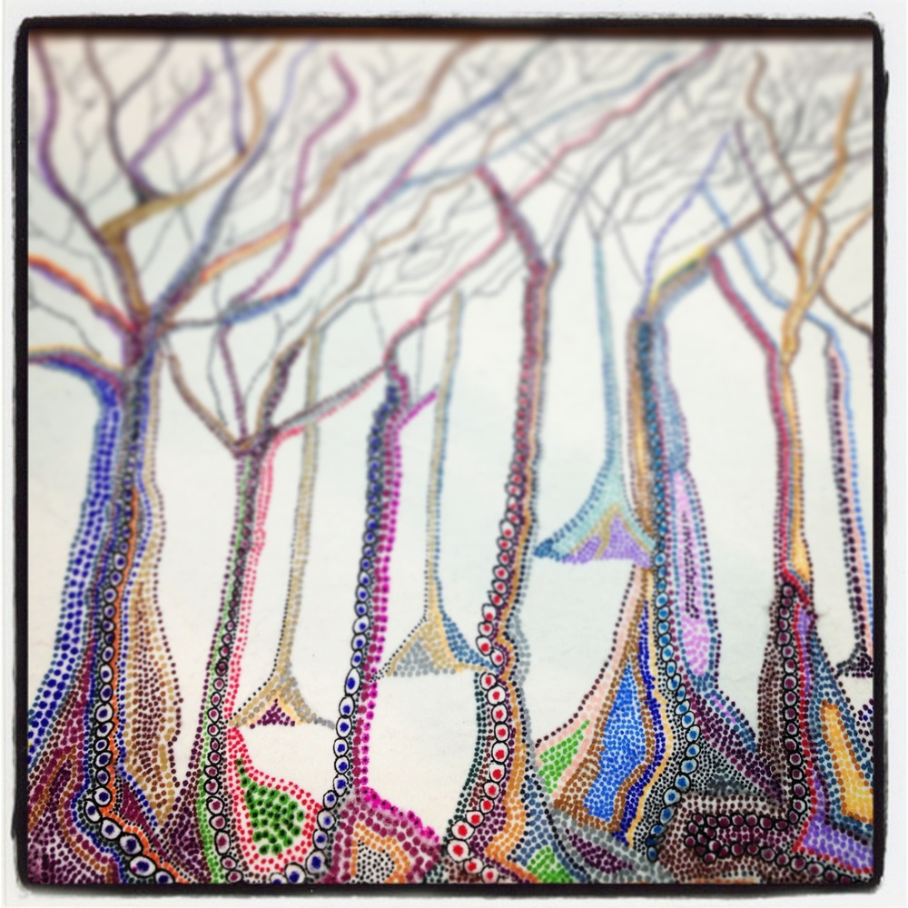 Extending Branches  -Melissa Clarke