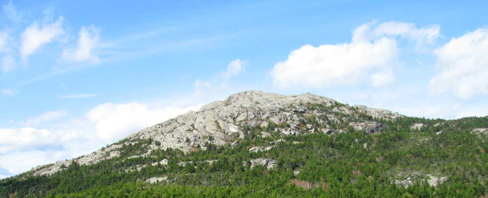 Mt. Monadnock in Jaffrey, NH