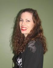 Ciara De Jong, Vice-President/Treasurer