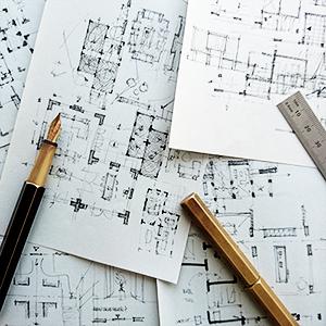 NOMAA villa landelijk modern strak riet stuc interieur zelfbouw kavel particulier opdrachtgever stijlvol wonen nieuwbouw huis woning schets_3.jpg