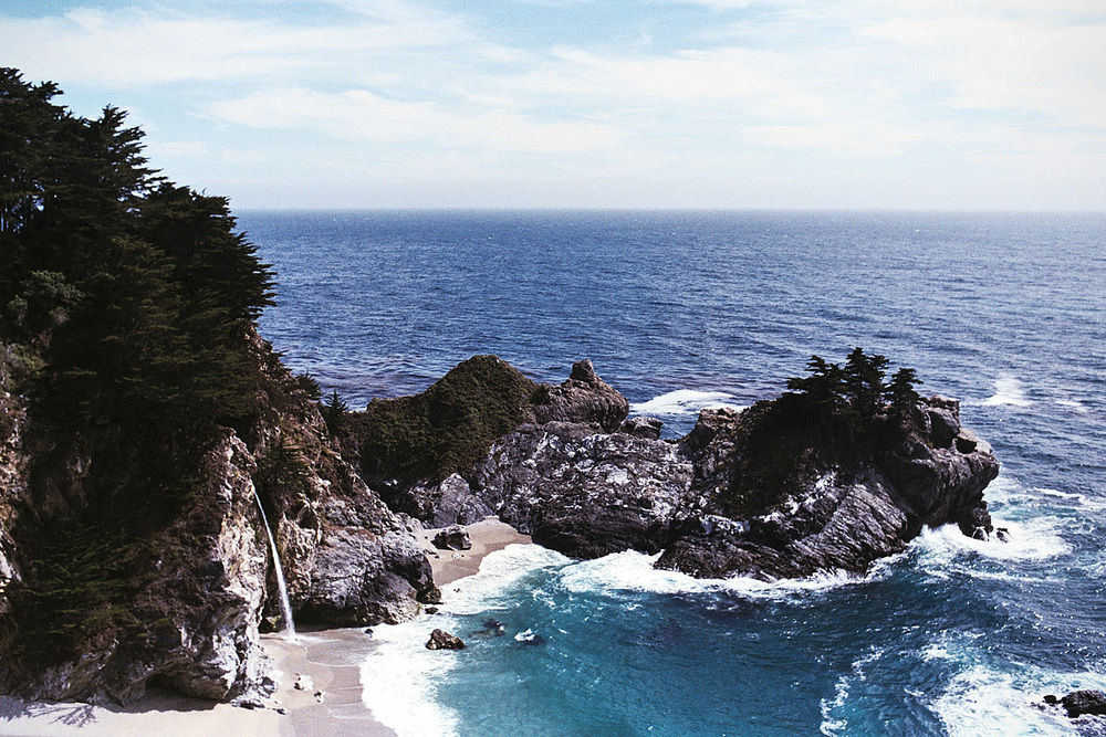 ^^ McWay Falls. SO beautiful!