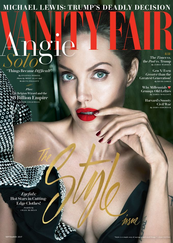 Photographs by Mert Alas and Marcus Piggott.  Exclusively on Vanity Fair