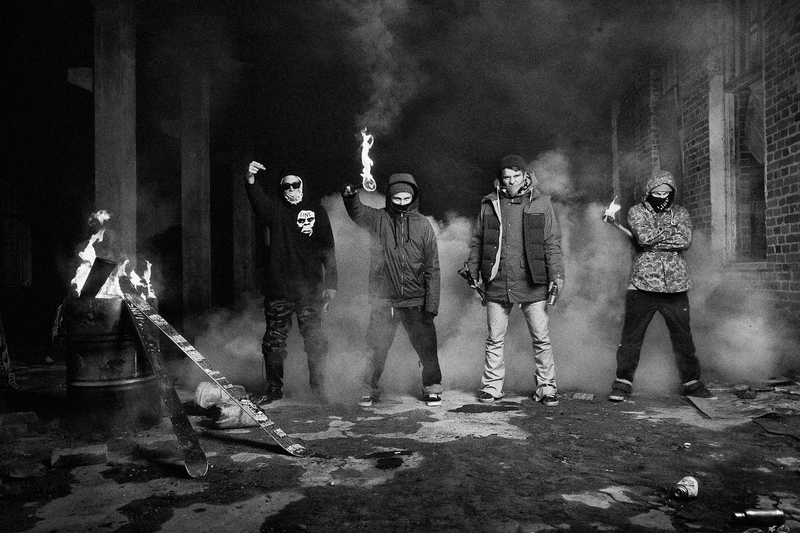 Nordic Hooligans by Atte Tanner Photography