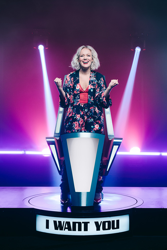 Voice of Finland 2018