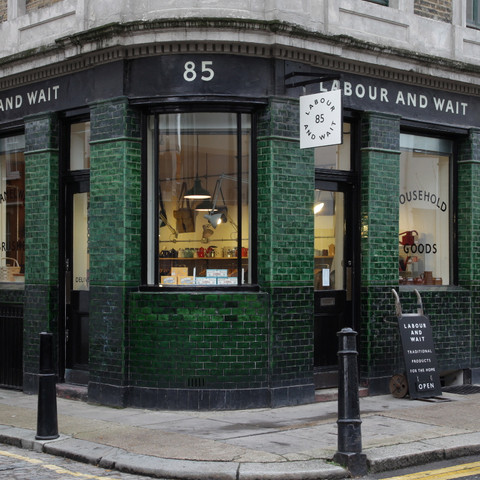 Stores You Should Know About—London: Labour and Wait