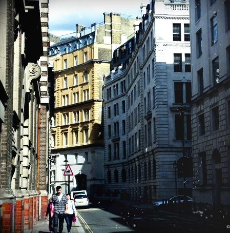 Second Floot Flat—London