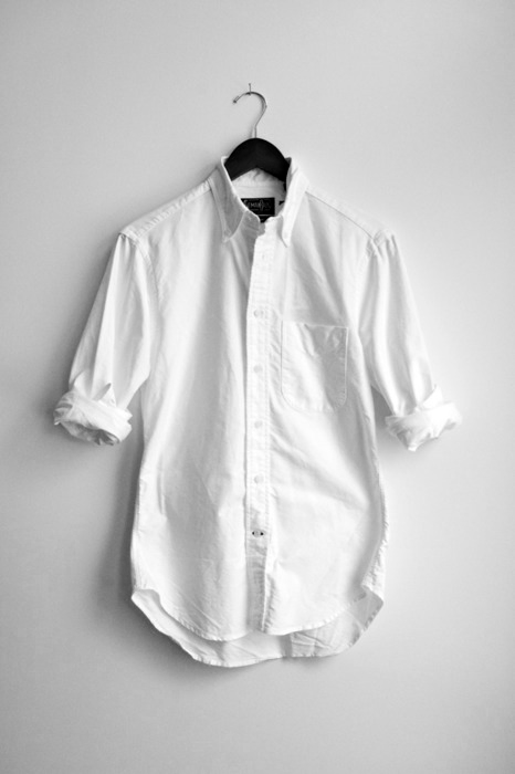 Second Floor Flat—White Shirt