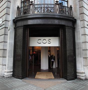Second Floor Flat—COS Regent Street