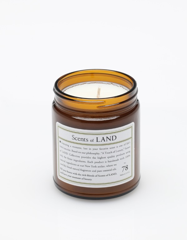 Second Floor Flat—Holiday Candle