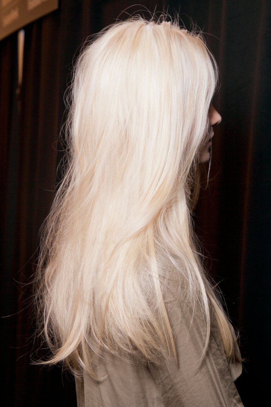 Second Floor Flat - Perfect Bleached Blonde Hair