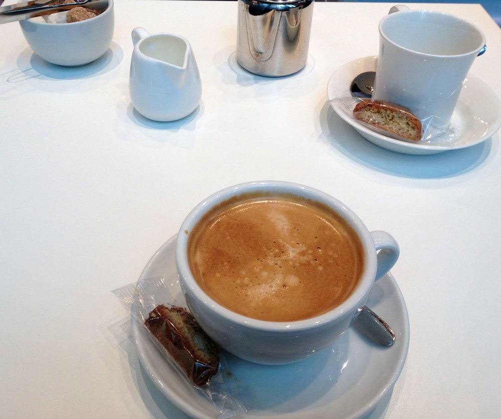 Coffee Date - Second Floor Flat