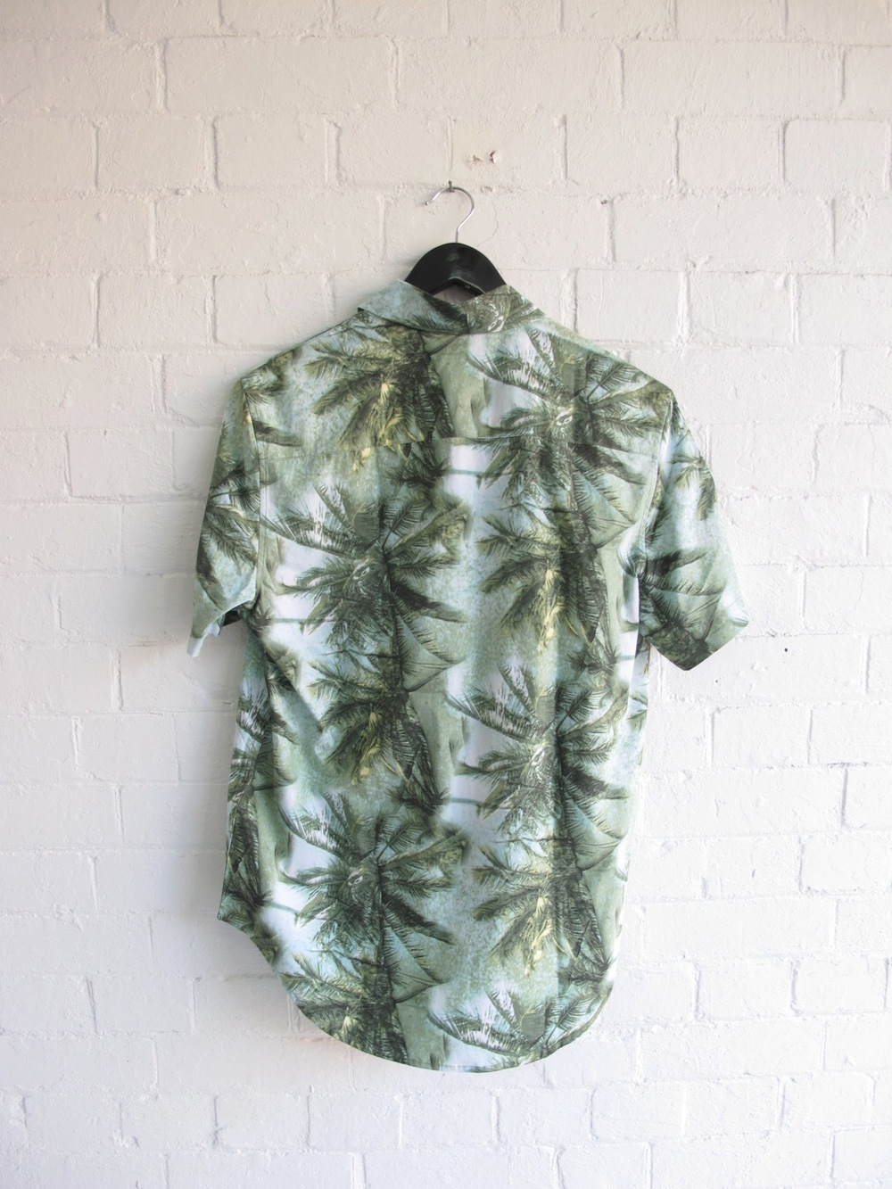 palm tree shirt - Second Floor Flat