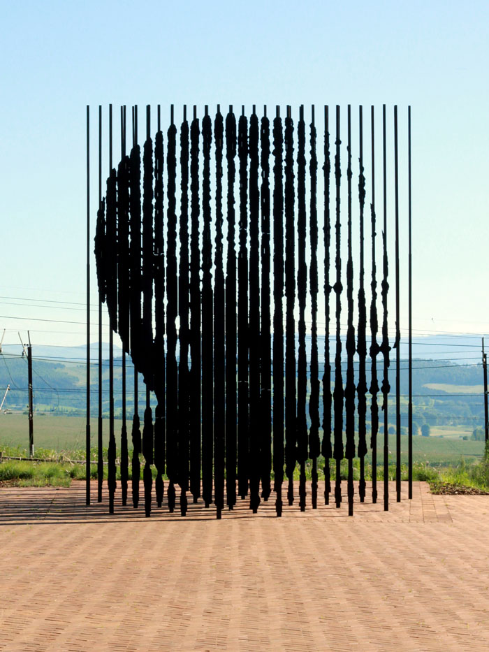 Nelson Mandela Capture Site  - Howick, South Africa
