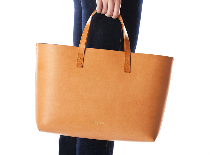 Mansur Gavriel Small Tote - Second Floor Flat