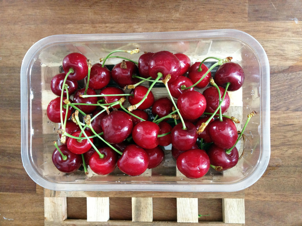 Cherries / Second Floor Flat