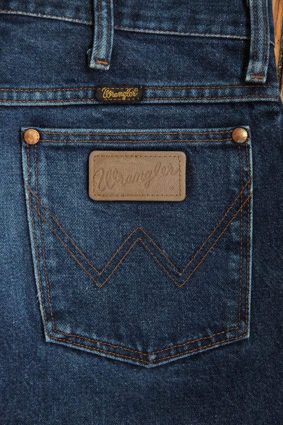 Wrangler Jeans / The North East Find // Second Floor Flat