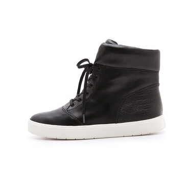 Vince Cori High Top Sneakers / Second Floor Flat