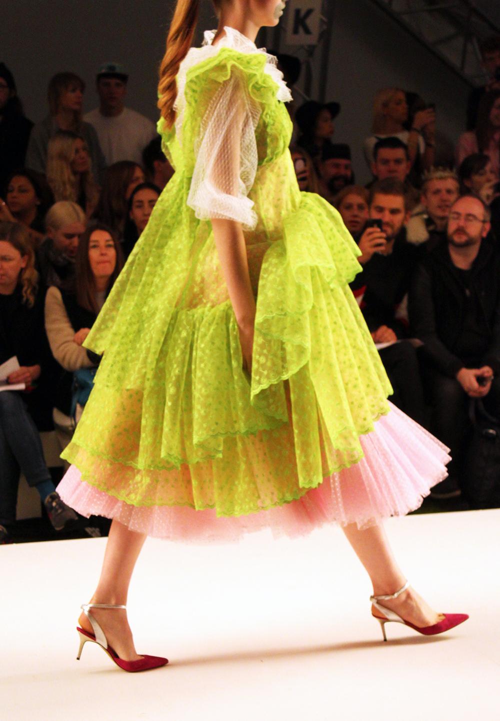 Fashion East - London Fashion Week - Second Floor Flat