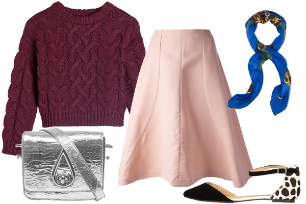 Refinery29 - How To Rock A Ballerina Skirt