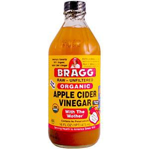 Bragg Apple Cider Vinegar / Beauty Box // Second Floor Flat