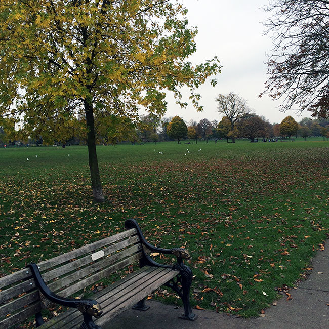 Clissold Park / Things To See In London // Second Floor Flat