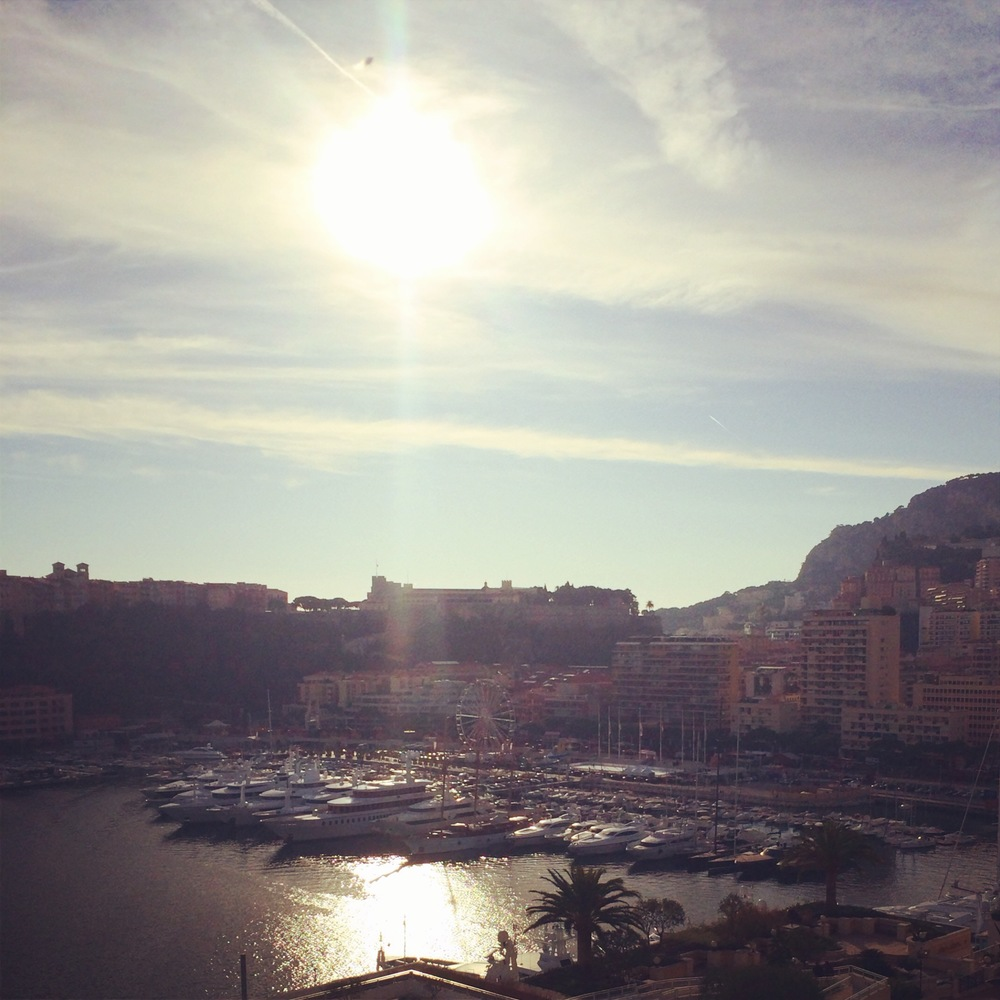 An American in Monte Carlo - Second Floor Flat