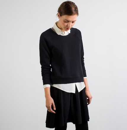 Everlane's New Sweatshirts — Second Floor Flat