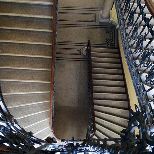 Brody House, Budapest   secondfloorflat.com
