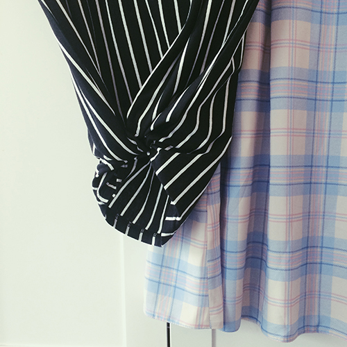 stripes + plaids | secondfloorflat.com