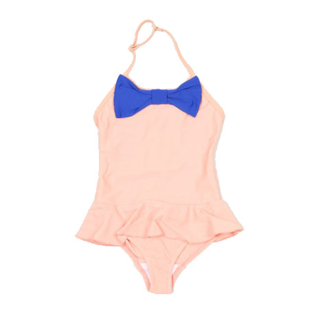 Bow Swimsuit by Mini Rodini   Second Floor Flat